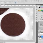 Produktfotografie: Umrandung mittels Radiergummi oder Pinsel