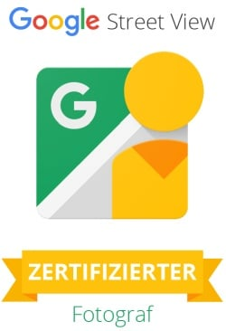 Google Street View in Niederbayern