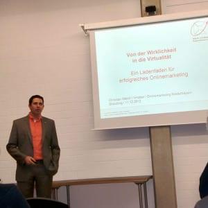 Unternehmerschule Straubing: Onlinemarketing